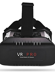Head Mount Plastic VR BOX 2.0 Version VR Virtual Reality Glasses Google Cardboard 3d Game Movie