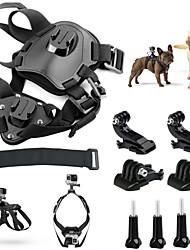 Аксессуары GoPro Крепление для экшн камеры на собаку / Шурупы / На бретельках / Аксессуары Кит / МонтажМногофункциональный / Собаки и