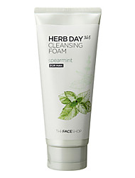 The Face Shop Wet Moisture/Oil-control/Cleansing Milk 170G/ML Facial Cleanser