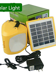 hry® legal cor branca multi-uso conduziu a luz da lanterna banco potência da lâmpada usb solar para hikingg campismo