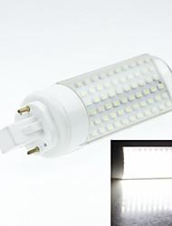 8W G24 LED Bi-Pin lamput Upotettu jälkiasennus 72 SMD 2835 760-830 lm Lämmin valkoinen / Kylmä valkoinen Koristeltu AC 85-265 V 1 kpl