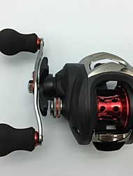 Baitcast Reels 6.3:1 11BB Bait Casting / Freshwater Fishing / Lure Fishing-KW150L Low configuration version FLK
