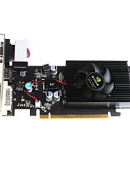 geforce gt610 1024MB DDR3 64bit PCI-x16-Grafikkarte zum Ausdruck bringen - schwarz