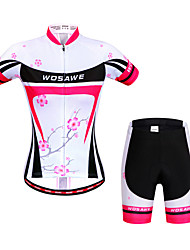 WOSAWE Pro Team Summer Short Sleeve Cycling Jerseys/Bike Sports Clothing Cycle Bicycle Clothes Ciclismo Sportswear