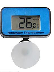 Aquarium LCD-Digital-Thermometer wasserdicht