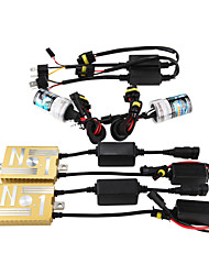 12V55W HID Ballast Decoding Headlight Conversion Kit Bulb H11 3000K 4300K 5000K 6000K 8000K