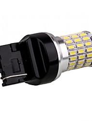 2pcs elantra Camry Golf 12v 13w 7440 3014 66smd Auto-LED-Signallicht, Autobremslicht mit hellen Leichtigkeit drehen