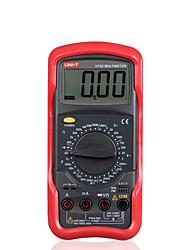 Uni-T® стандартные цифровые мультиметры с емкостью и транзистором&диод