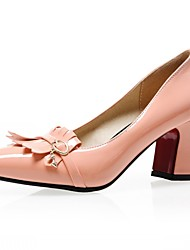 Chunky Heel Wedding Shoes - Lightinthebox.com
