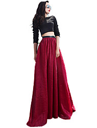 VERRAGEE The Spring Of 2016 New Products The Big Pendulum Chiffon Bust Skirt Of Tall Waist