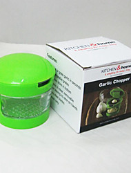 The Handy Garlic Cube Dice Mince Slice Measure Bin Garlic