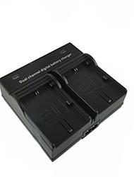 LPE6 EU Digital Camera Battery Dual Charger for Canon 5D2 5D3 6D 7D 7D2 60D 70D