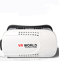 VR BOX Shinecon Virtual Reality 3D Glasses Cardboard  for 3D Movies and Games