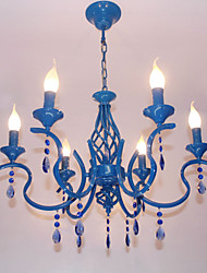 3W-30W Modern/Contemporary Designers Others Metal ChandeliersLiving Room / Bedroom / Dining Room / Study Room