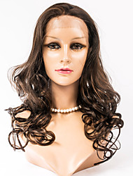 Synthetic Hair Wigs Lace Front Hair Wigs Wavy Style Hair Wigs For Fashion Women