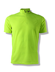 Men's Running Tops / T-shirt / Jerseys Camping & Hiking / Fishing / Fitness / Leisure Sports / Cycling/Bike