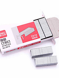 1PC Office Supplies Thick Layer Of Staples Stitching Line(Style random)