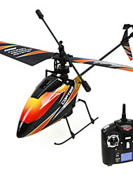 WLtoys V911 2.4GHz 4CH Remote Control RC Helicopter with Gyro Mode 2  BNF