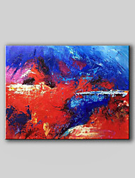 Hand-Painted Abstract Modern Oil Painting Without Any Frame , Canvas One Panel