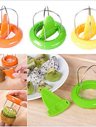 Fruit Cutter Peeler Slicer Kitchen Gadgets Tools For Pitaya Green Kiwi(Random Color)