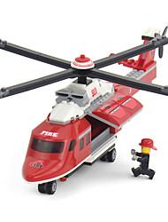 Plastic Plane Model Hobby Plastic Models & Building Toys For Children's Educational Assembly Building Blocks Toys