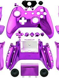 Controller Case for Xbox One Controller Plating Green/Blue/Purple