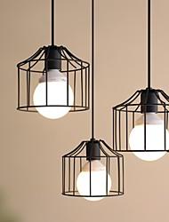 Max 60W Plafond Lichten & hangers ,  Landelijk Schilderen Kenmerk for ontwerpers MetaalWoonkamer / Slaapkamer / Eetkamer / Keuken /