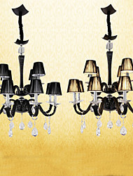 European Style Restaurant Living Room Lighting High-end El Luxor Hotel Leather Lighting 12