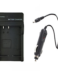 LPE17 Digital Camera Battery Charger+Car Charge Cable for Canon EOS M3 750D 760D
