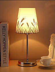 Modern European Pastoral Bedroom Bedside Table Lamp