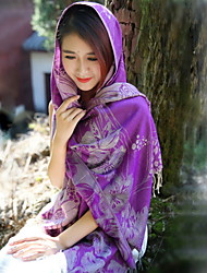 Ms. National Wind Fall And Winter Warm Thick Shawl Fashion Scarves