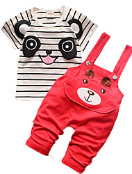 Ensemble de Vêtements Boy Eté Coton