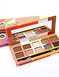 Smokey Makeup New Arrival Eye Shadow 10 Colors Makeup Set