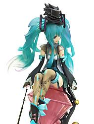 Прочее Hatsune Miku 20CM Аниме Фигурки Модель игрушки игрушки куклы