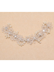 Wedding Bridal Bride handmade Crystal Hair Band Headband Tiara