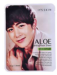 Máscara Húmedo Líquido Humedad Rostro Blanco Korea