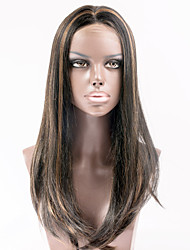Synthetic Hair Wigs Lace Front Straight Hair Wigs Celebrity Style Hair Wigs For Fashion Women