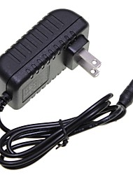 US Plug 12V 1A 5.5 x 2.1MM LED Strip Light / CCTV Security Camera Monitor Power Supply Adapter DC2.1 AC100-240V