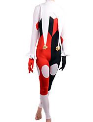 Cosplay-Batman- paraMujer-Como en la foto-Disfraces de cosplay-Leotardo / Máscara / Corbata