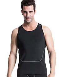 Men's Sports Training PRO Compression Vest Men Quick Dry Training Running Basketball Vest Sports Wear