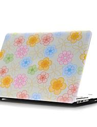 concha plana dibujo ~ 20 estilo de color para el aire del macbook de 11 '' / 13 ''