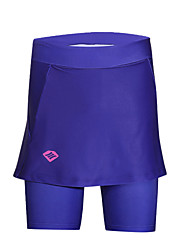 SANTIC® Cycling Skirt Women's Breathable / Quick Dry / Ultraviolet Resistant / Limits Bacteria Bike Skirts & Dresses / ShortsElastane /