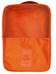 Packing OrganizerForTravel Storage Fabric Grey / Blue / Red / Pink / Orange 22*20*5cm
