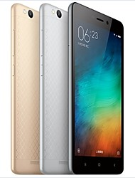 "XIAOMI Redmi 3 Pro 5.0""FHD Android 5.1 LTE Smartphone,Snapdragon616,Octa Core,2GB+16GB,13MP+5MP,4100mAh Battery"