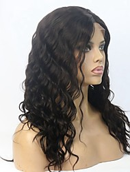 Virgin Brazilian Full Lace Wig/Lace Front Wig Deep Wave 100% Virgin Human Hair Wig
