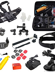 Gopro Accessories Monopod / Waterproof Housing / Accessory KitWaterproof / All in One / Convenient / Adjustable / Anti-Shock / Tiltable