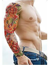 Half Sleeve Tattoos For Men(2PCS)