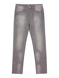 Meters/bonwe Men's Jeans Pants Gray / Light Blue-246085