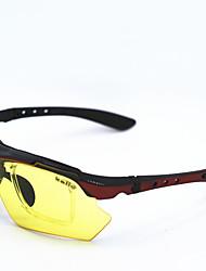 ciclismo 100% uv occhiali sportivi da trekking