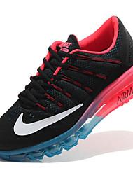nike air max 2016men's sneaker schoenen zwart / blauw / groen / zwart en rood